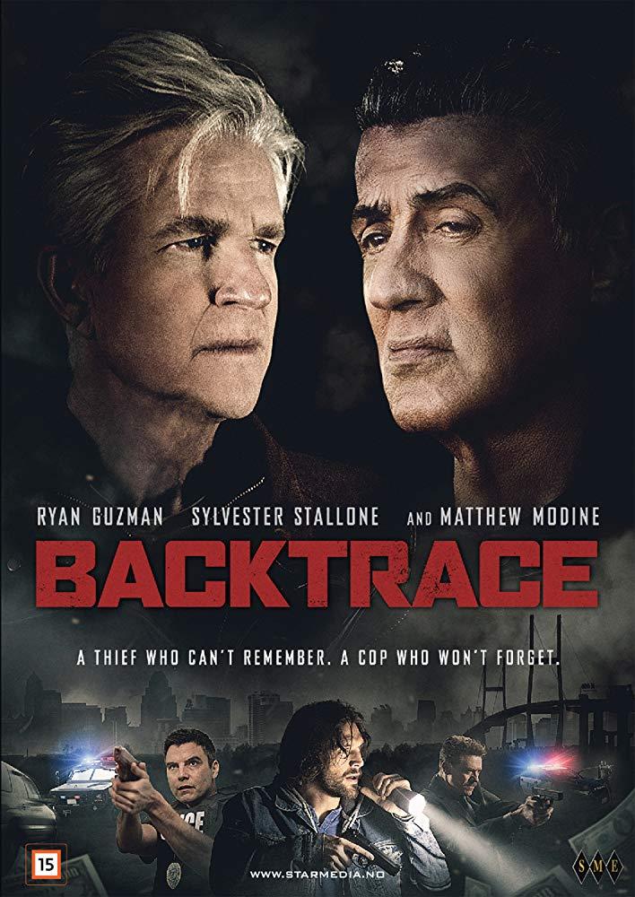 Backtrace (2018) Subtitle Indonesia