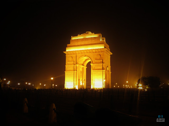 Photos of India Gate Amar Jawan Jyoti in New Delhi