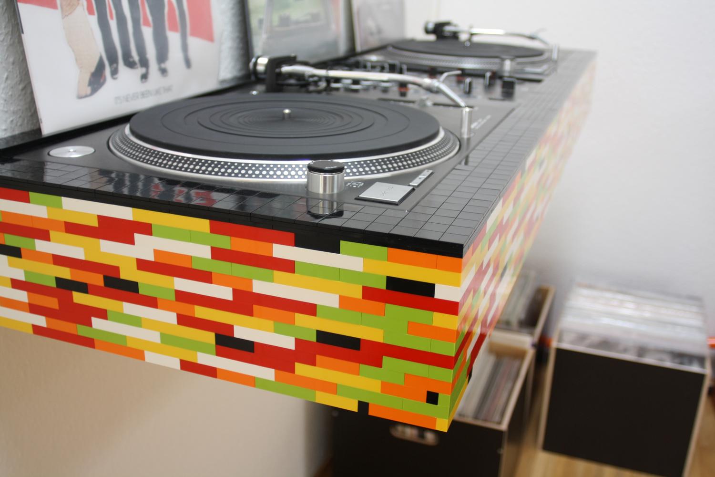 dj pult on pinterest dj booth turntable and dj setup. Black Bedroom Furniture Sets. Home Design Ideas