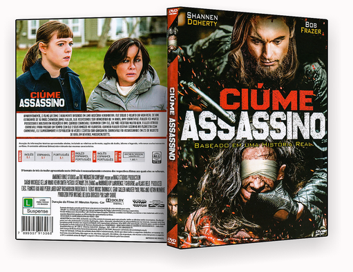 CAPA DVD – Ciume Assassino – ISO