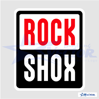 Rockshox Logo Vector cdr