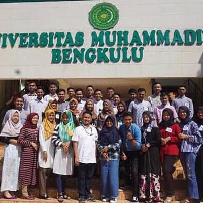 Mengenal Kampus Swasta Terbesar di Kota Bengkulu (Kampus Hijau Universitas Muhammadiyah Bengkulu)