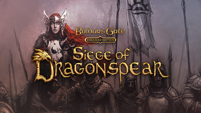 Baldurs Gate: Enhanced Edition - Siege of Dragonspear