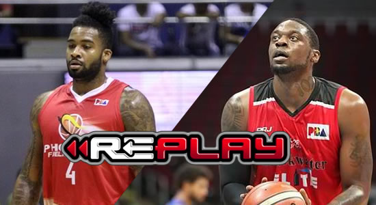 Video Playlist: Phoenix vs Blackwater game replay 2018 PBA Governors' Cup