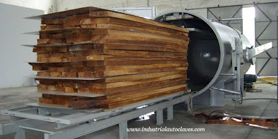 Australia Customers Visited Wood Impregnation Tank Factory