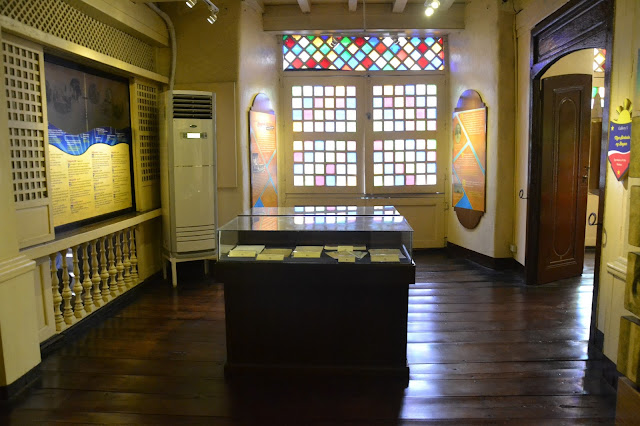 Located beside Calle Marcela Marino Agoncillo inwards the town of Taal inwards Batangas thingstodoinsingapore: Batangas: Marcela Agoncillo Museum