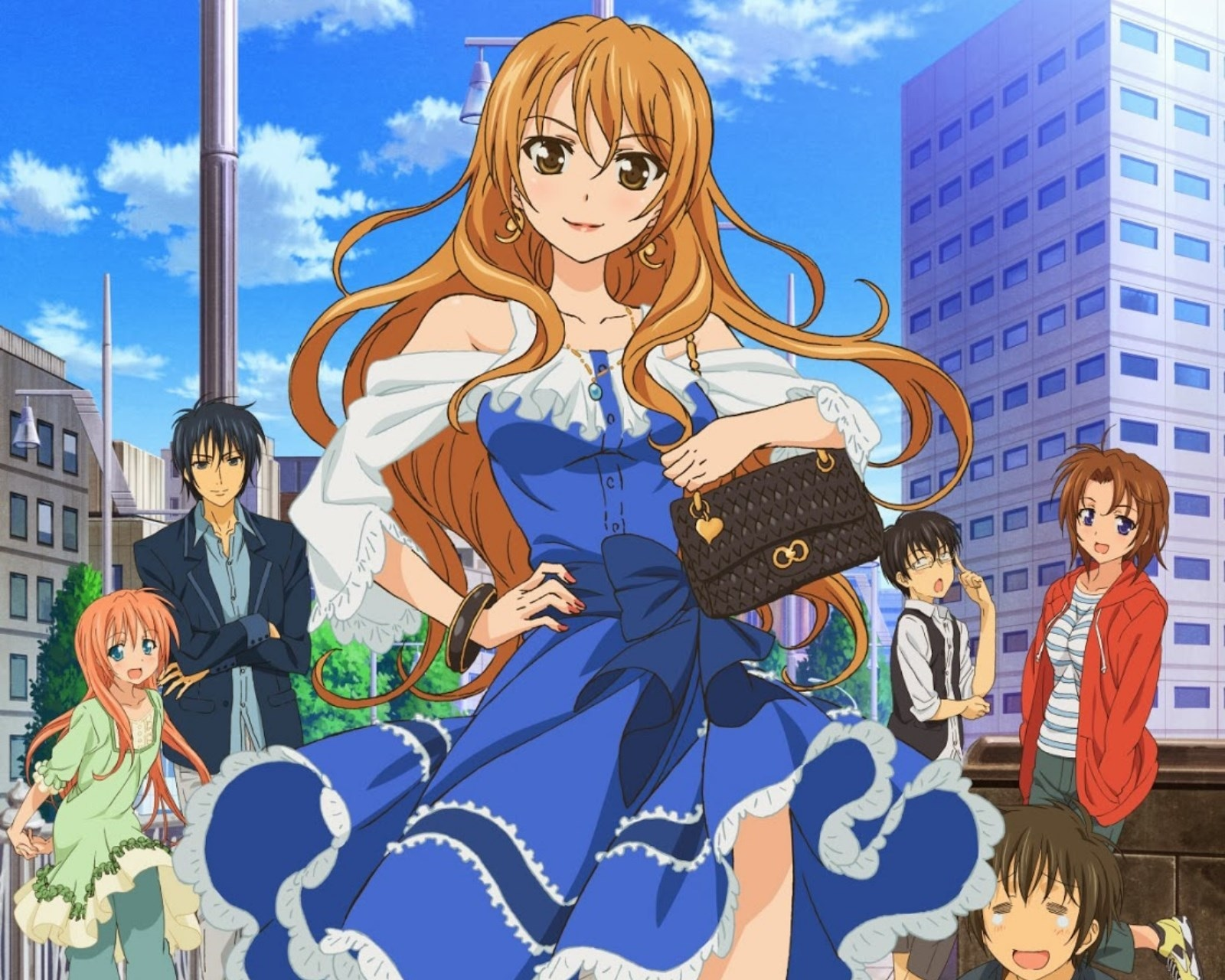 Golden Time BD Subtitle Indonesia Batch