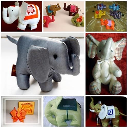 ผู้ผลิตตุ๊กตาช้างผ้าไหม, พวงกุญแจช้างผ้าไหม, หมอนช้างผ้าไหม, Elephant Key-chain-หมอนช้างผ้าไหม