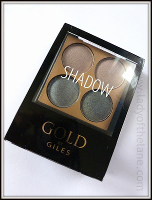 Gold by Giles Beauty at New Look
