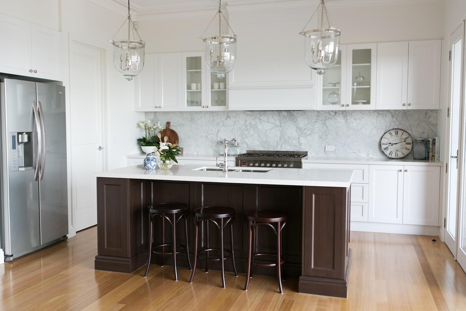 Hamptons Kitchens Home Beautiful Magazine Beautiful Rooms Competition Our