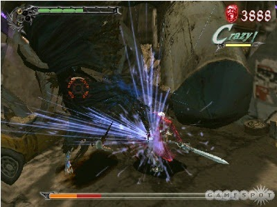 Devil May Cry 3 Highly Compressed 320MB PC - EzGamesDl