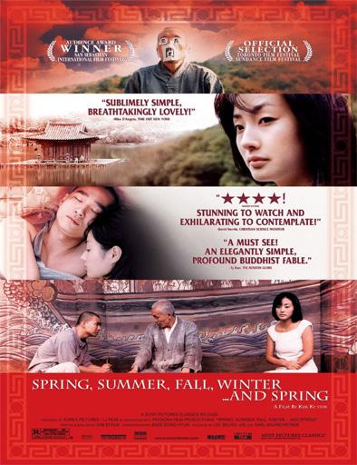 ver Primavera, verano, otoño, invierno… y primavera (2003) Online