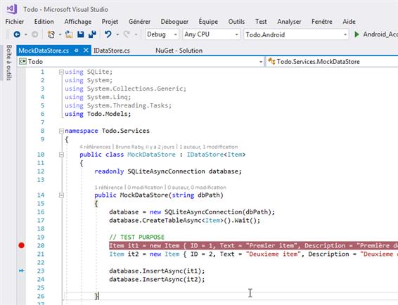 Code Database