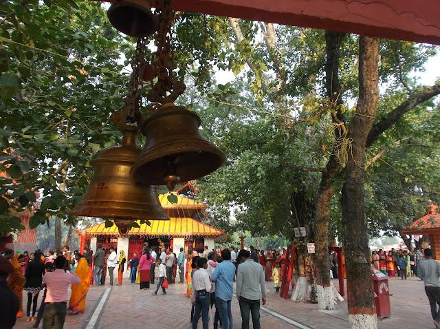 view of gadhimai temple