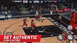 NBA Live Mobile Basketball MOD APK 17 New Version Free Download