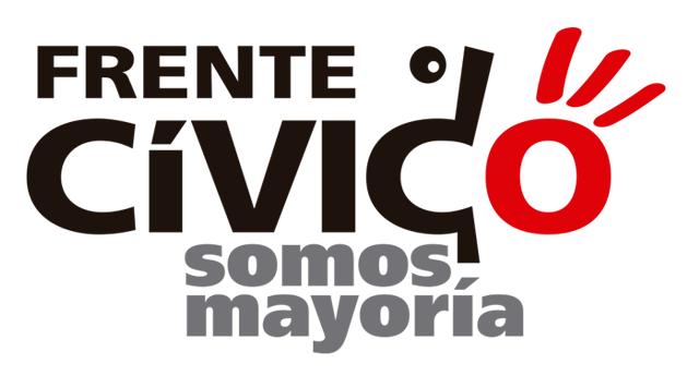 Declaración del Frente Cívico ante la situación de Cataluña