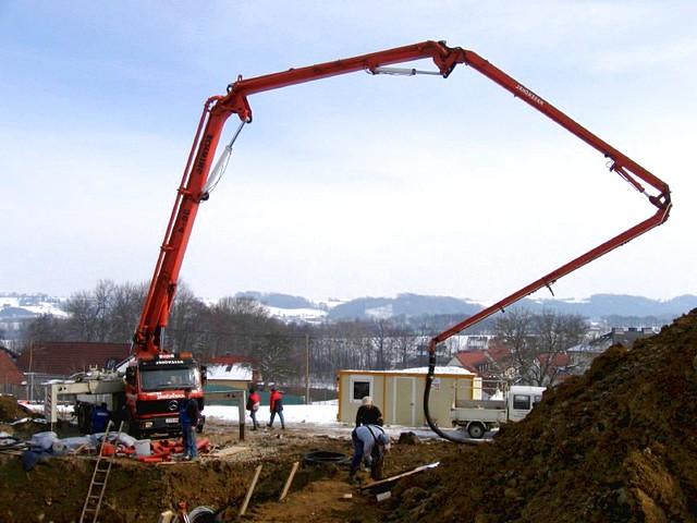 Заливка бетона в Севастополе