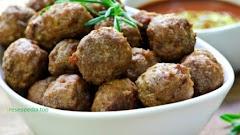 Resep Bola-bola Daging Saus BBQ Menu Makan Sahur