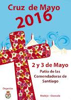 GRANADA (Realejo)  - Cruces de Mayo 2018