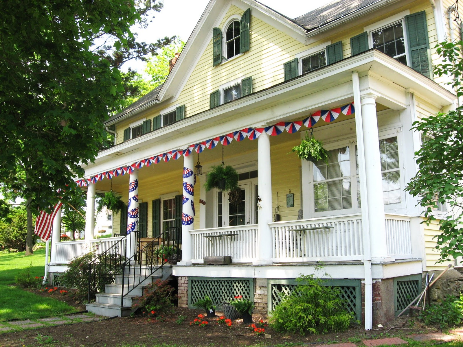 Old House Front Porch Ideas Home Design Ideas