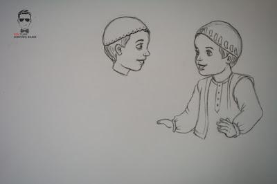 تعليم الرسم بالرصاص
