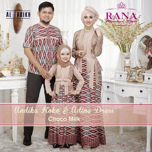 500 Model Baju Batik Ibu Dan Anak Terbaik