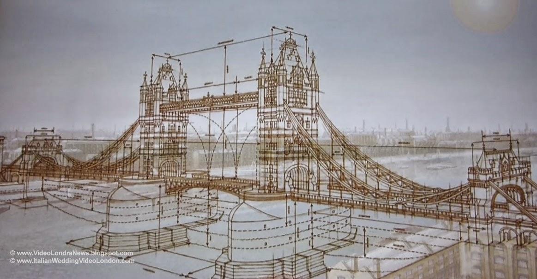 I video e le informazioni su londra tower bridge for Progetti di costruzione del mazzo