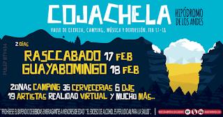 FESTIVAL COJACHELA 2018 Bogotá