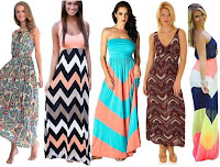 What is a maxi dress