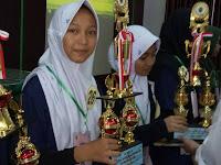 Siswi SMPN 1 Gembong Pati Raih Juara II Lomba KKR