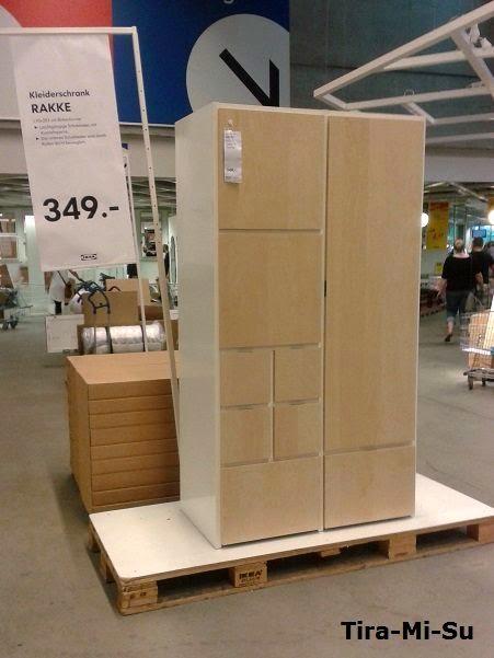 ikea kleiderschrank rakke kaufen. Black Bedroom Furniture Sets. Home Design Ideas