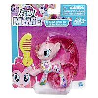 My Little Pony The Movie All About Pinkie Pie Brushable