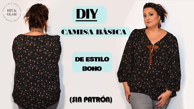 Cómo hacer una blusa básica