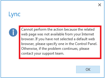 Cannot perform the action because the related web page was ...