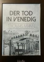das Cover zeigt eine Brücke in Venedig