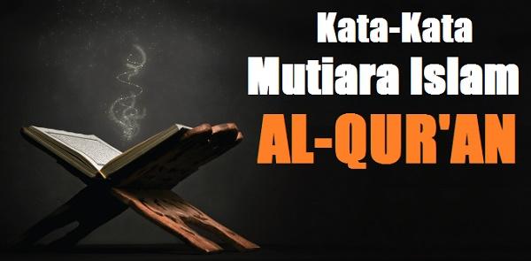 kata mutiara islam tentang kitab alquran