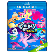 My Little Pony: La película (2017) BRRip 1080p Audio Dual Latino-Ingles