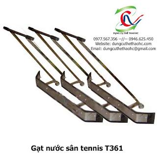 Gạt nước sân tennis T361