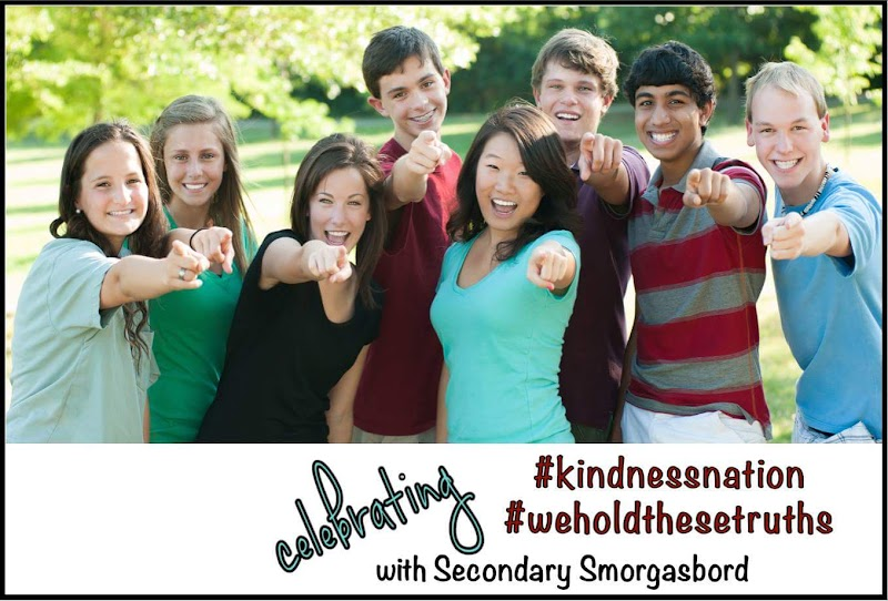 Secondary Smorgasbord Celebrates Kindness, Diversity, Critical Thinking on Jan 20th