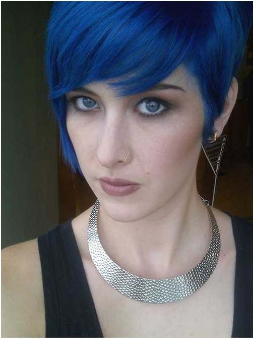 Crazy Colors for Short Hair! - The HairCut Web