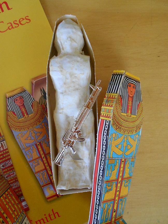Ancient Egyptian Art And Craft Ideas