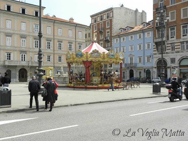 Ponterosso a Trieste