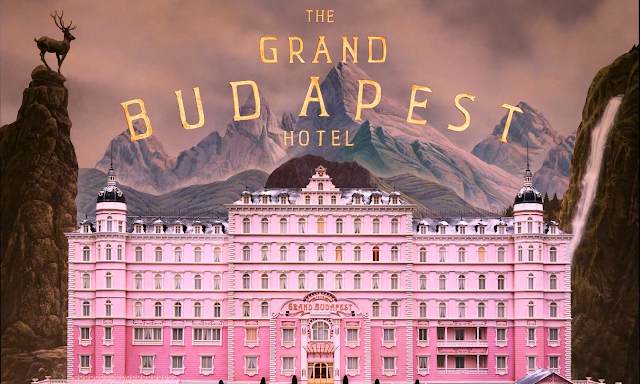 film afişi,grand budapest hotel