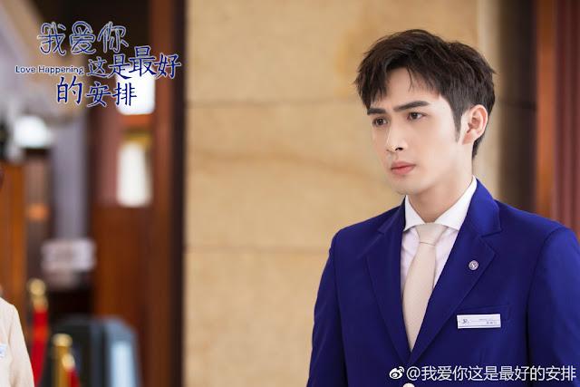 Love Happening Vin Zhang