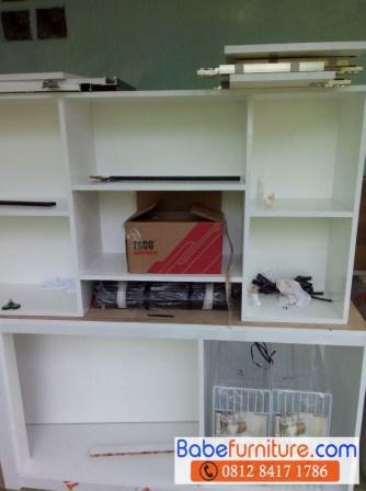 Babe furniture jasa pembuatan kitchen set terbaik 0812 for Tukang kitchen set