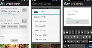 App MP3 Video Converter