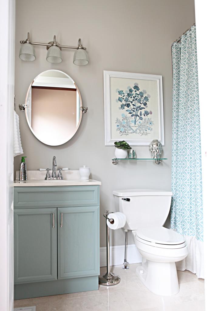 Gray Ombre Curtains | myideasbedroom.com