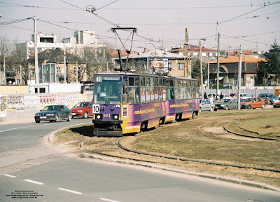 Konstal 105Na, MPK Kraków