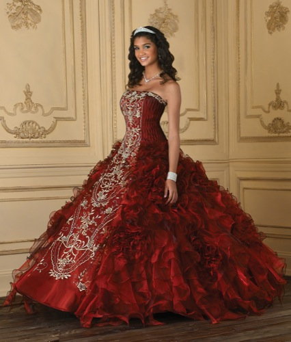 Quinceanera Dresses In Dallas: May 2011