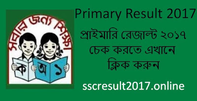 Primary Result 2018 - Primary Education Board Bangladesh